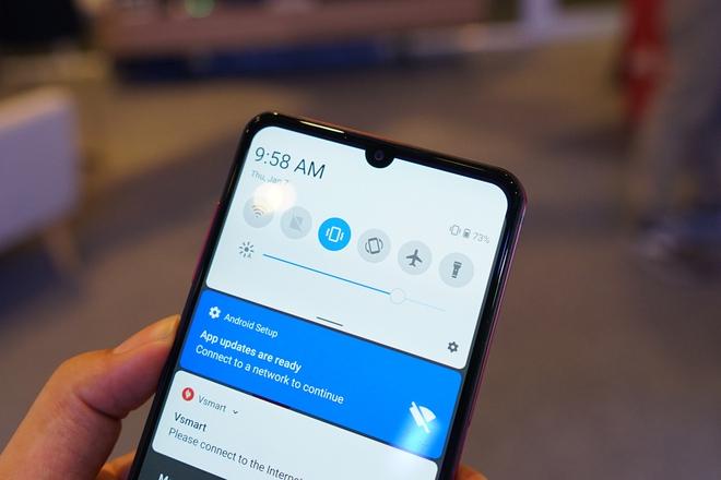 Siêu phẩm Smartphone 5G của VinSmart xuất hiện, giá chưa được tiết lộ - Ảnh 2.