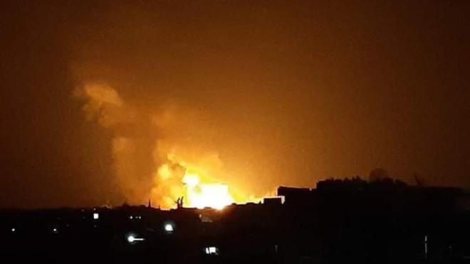 """Ukraine phát động cuộc tấn công """"chưa từng có"""" vào Lugansk, nhân vật bị bắt giữ gây xôn xao; Israel không kích bất ngờ, lính Syria thiệt mạng - Ảnh 1."""