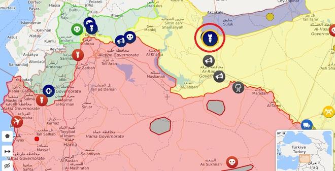 Thổ Nhĩ Kỳ bất ngờ bị tấn công ở Syria, liên tiếp có thương vong - Tin mới nhất vụ phòng không Iran kích hoạt khẩn cấp - Ảnh 1.