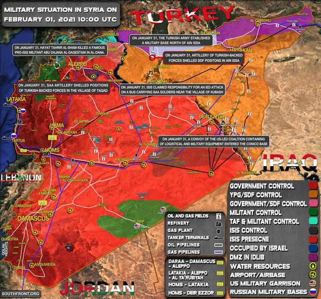 Israel tấn công Syria, đọ súng dữ dội - Iran náo loạn, phòng không báo động vì F-35 Israel đột kích? - Ảnh 1.