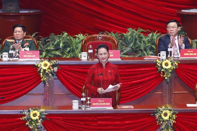 Ảnh: Toàn cảnh phiên bế mạc Đại hội đại biểu toàn quốc lần thứ XIII của Đảng - Ảnh 5.