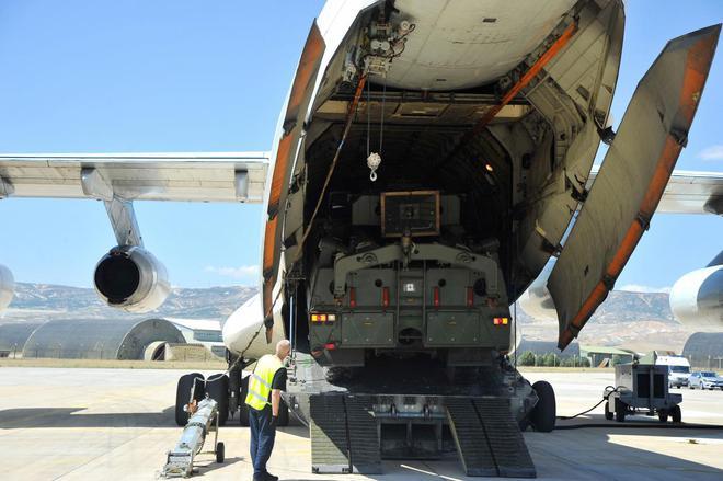 Tên lửa S-400 Nga bị biến thành món hàng mặc cả: Thổ Nhĩ Kỳ sẵn sàng nhượng bộ Mỹ - Ảnh 1.
