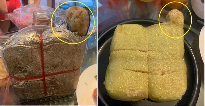 Những siêu phẩm bánh chưng 'phiên bản lỗi' khiến cư dân mạng cười rớt hàm - ảnh 9
