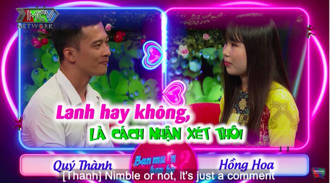 Bạn muốn hẹn hò: Lựa chọn của cô gái khiến MC Quyền Linh thảng thốt,  sao vậy em? - Ảnh 2.