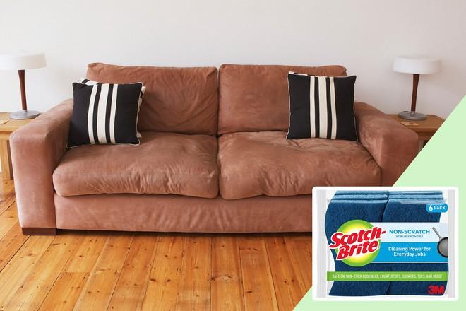 Những mẹo làm sạch từng loại sofa vừa đơn giản, hiệu quả lại không tốn kém bạn nên tham khảo - Ảnh 1.
