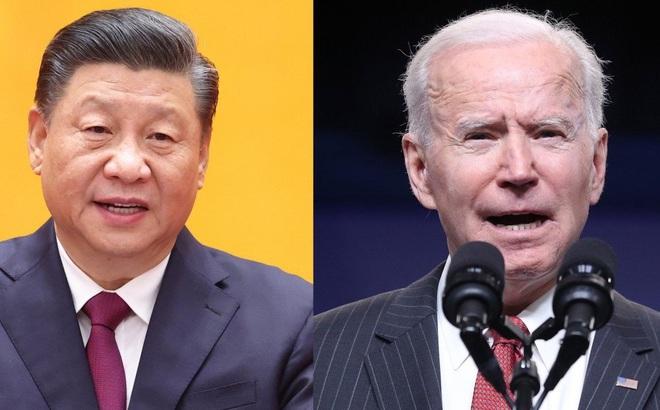 """Ông Tập nhắc đến """"viễn cảnh thảm họa"""" ngay trong cuộc điện đàm nảy lửa với ông Biden"""