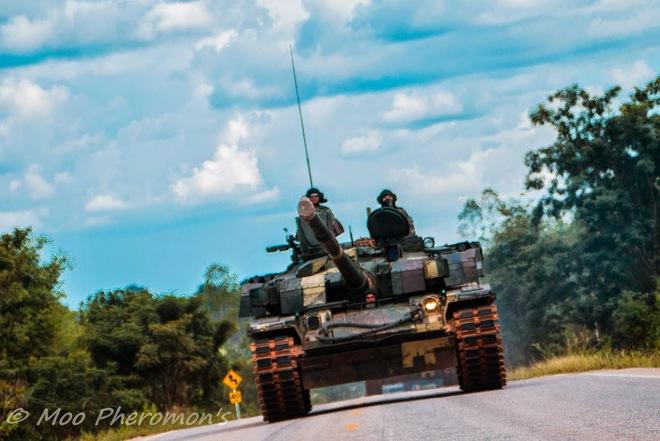 Xe tăng vượt mặt T-90 của Ukraine xuất hiện bí ẩn ở Mỹ, 1 quốc gia ĐNÁ được nhắc tên: Vì sao? - Ảnh 1.