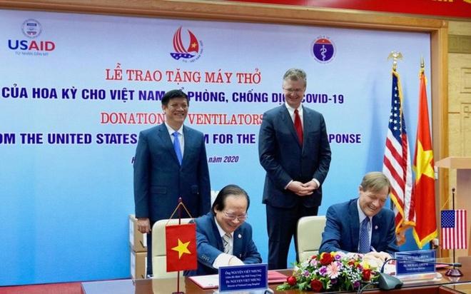 """Đại sứ Mỹ: """"Trong lúc khó khăn, Việt Nam chính là người bạn tốt nhất của chúng tôi"""" - Ảnh 2."""