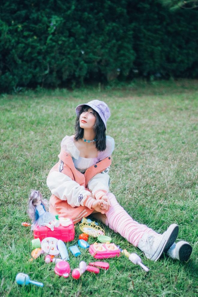 Juky San tung ca khúc ngọt ngào dịp Valentine  - Ảnh 1.