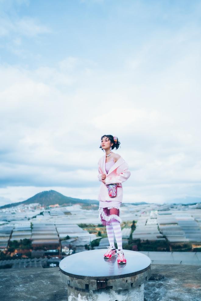 Juky San tung ca khúc ngọt ngào dịp Valentine  - Ảnh 4.