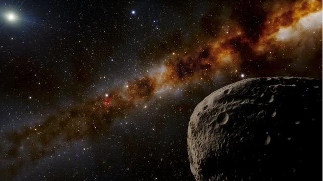 Hệ Mặt Trời có hành tinh lùn mới, 1 năm bằng 1.000 năm Trái Đất - Ảnh 1.