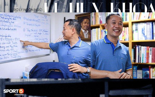 Trợ lý Lê Huy Khoa: Với thầy Park, chúng ta chỉ có tiến chứ không có lùi - Ảnh 10.