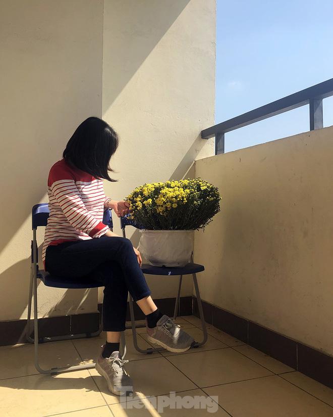 Tết trong khu cách ly: Nhật ký của cô gái Hà Nội là F1 - Ảnh 3.