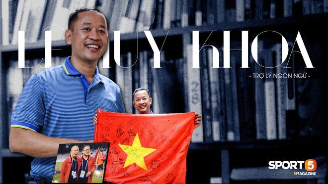 Trợ lý Lê Huy Khoa: Với thầy Park, chúng ta chỉ có tiến chứ không có lùi - Ảnh 14.
