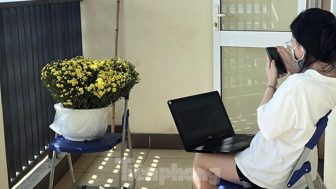 Tết trong khu cách ly: Nhật ký của cô gái Hà Nội là F1 - Ảnh 6.