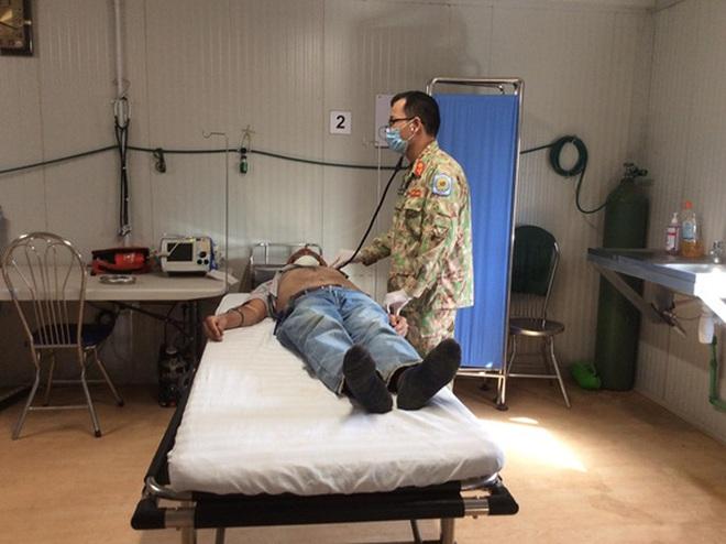 Tết xúc động kỳ lạ của người lính mũ nồi xanh Việt Nam tại Nam Sudan - Ảnh 5.