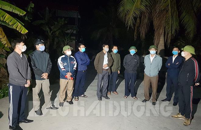 Hải Dương: Phong toả 2 cụm dân cư ở Thanh Hà vì có 2 ca dương tính với SARS-CoV-2; Sáng mùng 3 Tết, Việt Nam không có ca mắc COVID-19 mới - Ảnh 1.