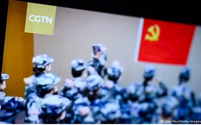 Bị Anh rút giấy phép, đài Trung Quốc mất quyền phát sóng ở Đức