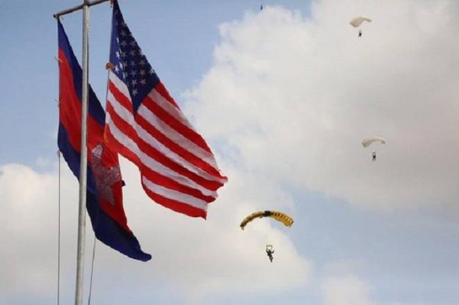 Campuchia hủy bỏ tập trận quân sự với Trung Quốc: Không phải tay sai của Bắc Kinh! - Ảnh 1.