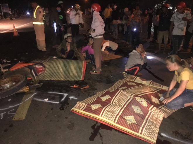 Vụ tai nạn thảm khốc làm 4 người chết, 1 người bị thương ở Gia Lai: 4 nạn nhân tử vong đều đã sử dụng rượu, bia - Ảnh 1.