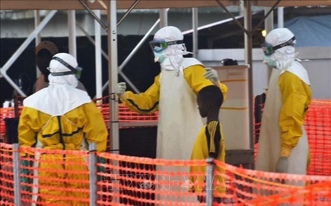 Dịch bệnh Ebola bùng phát tại Guinea