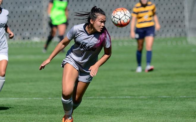 Alexandra Huỳnh khát khao chơi cho Đội tuyển Việt Nam