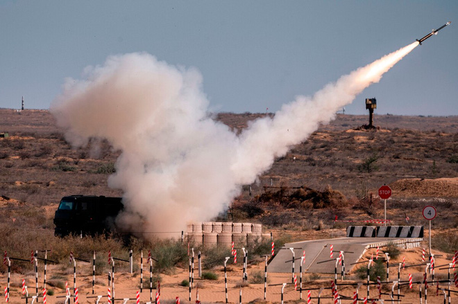 Vũ khí bắn tan xác S-300, Pantsir-S1 sẽ thống trị chiến trường tương lai: Nga đang ở đâu? - Ảnh 1.