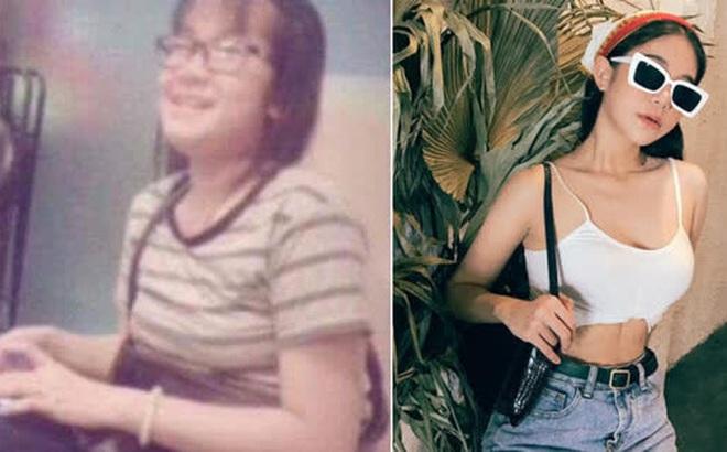 Hoá gái xinh nhờ giảm tù tì hơn 10kg hậu chia tay, cô nàng khiến bồ cũ tiếc nuối đòi quay lại