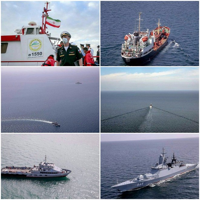 Israel họp khẩn cấp về Syria - Tàu chiến Nga-Iran rầm rộ tập trận trên vịnh Ba Tư - Ảnh 5.