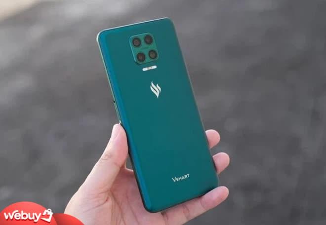 """Dàn điện thoại Vsmart giảm giá cả triệu đồng sau Tết, giá Aris Pro bản cao cấp cực """"mềm"""" - Ảnh 2."""