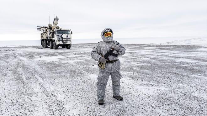 Ba ông lớn Mỹ-Nga-Trung đưa Bắc Cực vào tầm ngắm: Chiến tranh Lạnh lạnh nhất có thể nóng trở lại! - Ảnh 1.