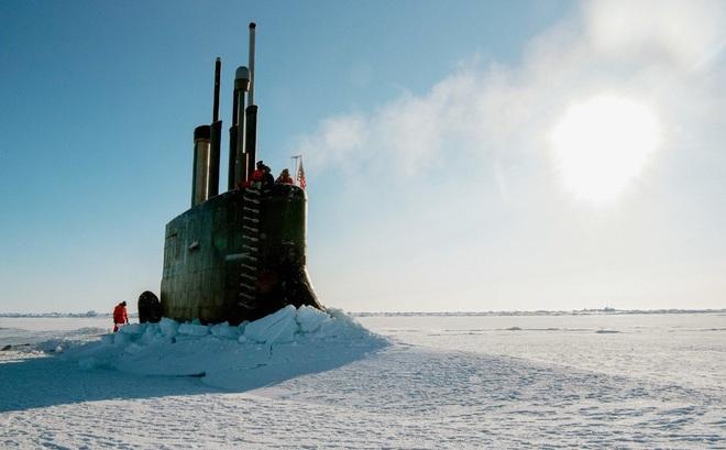 """Ba """"ông lớn"""" Mỹ-Nga-Trung đưa Bắc Cực vào tầm ngắm: Chiến tranh Lạnh lạnh nhất có thể nóng trở lại!"""