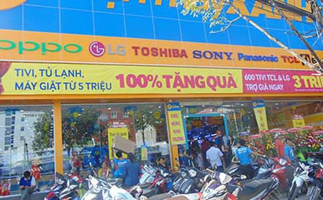 Trộm vô hiệu hóa camera, trổ mái cửa hàng Điện Máy Xanh ở TP HCM