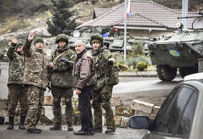 Sputnik: Nếu sở hữa 2.500 UAV, Armenia có thể đánh ngang cơ với Azerbaijan? - Ảnh 6.