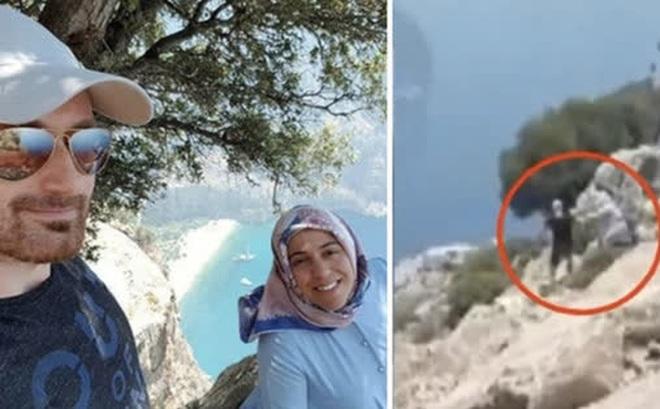 Vụ chồng đẩy ngã vợ mang thai khỏi vách núi đến chết: Chi tiết vụ việc và clip khoảnh khắc ám ảnh của nạn nhân trước khi qua đời được công bố