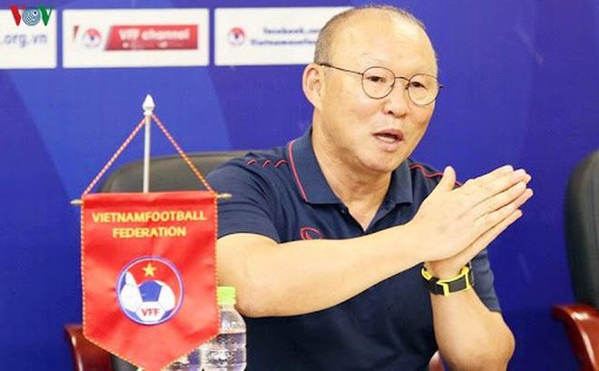 HLV Park Hang Seo có quyền từ chối gia hạn hợp đồng với VFF