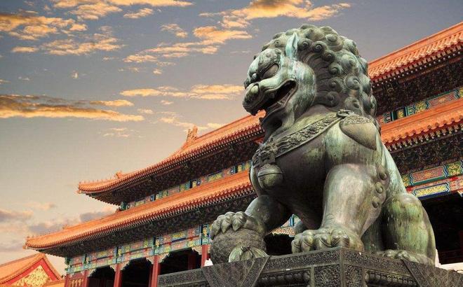 Tử Cấm Thành có một con sư tử đá không ai dám đến gần, du khách cũng được khuyến cáo không chụp ảnh cạnh nó - Vì sao?