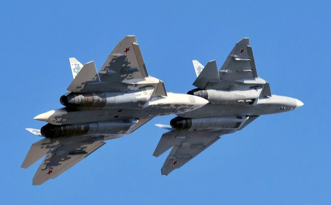 Hé lộ tên lửa 'phá vỡ mọi định luật' của Su-57