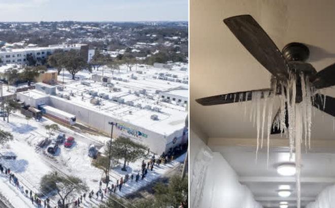 Thảm họa rét kỷ lục tại Mỹ: Hàng trăm ngàn người mất điện nước, nhiều sinh mạng mãi mãi ra đi