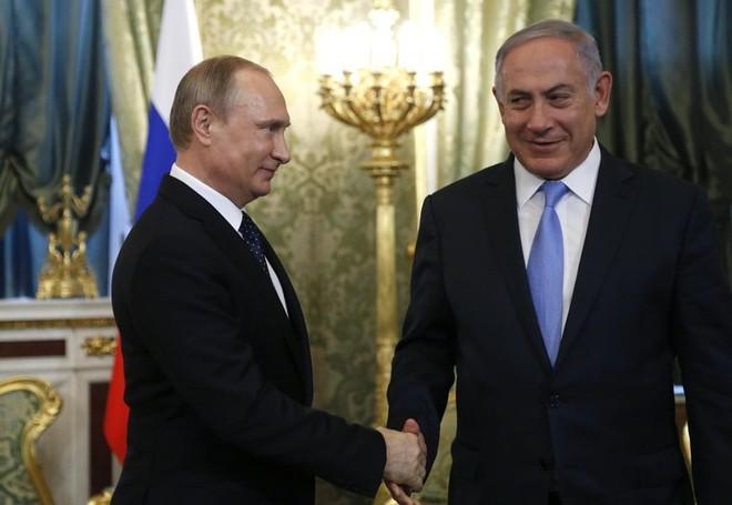 Chiến sự Syria diễn biến khó lường, Iran tống cổ Nga khỏi căn cứ không quân chiến lược - Thủ tướng Israel điện đàm khẩn với ông Putin - Ảnh 1.