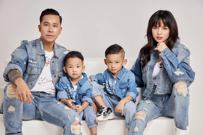 Cuộc sống giàu có, ở biệt thự 40 tỷ của Lê Hoàng The Men và vợ hot girl - Ảnh 4.