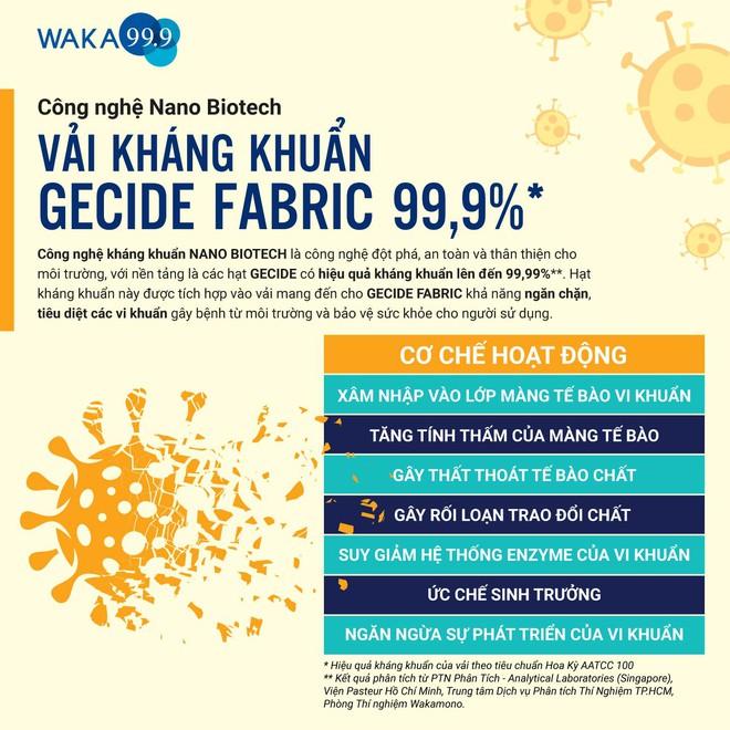 Bí mật về tấm khiên cực mạnh - khẩu trang made in Vietnam 100% mang tên Wakamono, diệt virus Corona đến 99% - Ảnh 2.