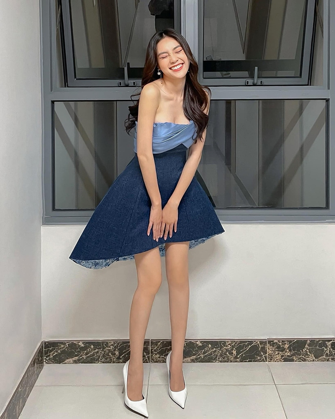 Cách ăn mặc sexy gây chú ý của Ninh Dương Lan Ngọc ở tuổi 31 - Ảnh 7.