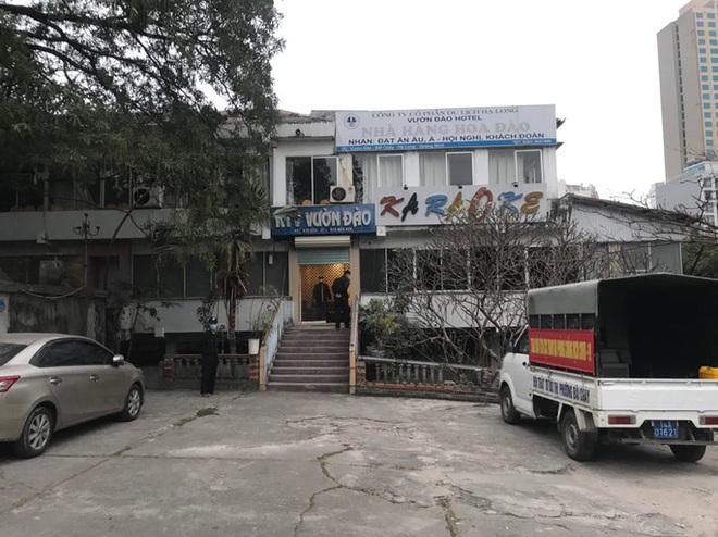 Cả khách và nhân viên quán karaoke bị cách ly vì vi phạm quy định phòng, chống dịch Covid-19 - Ảnh 3.