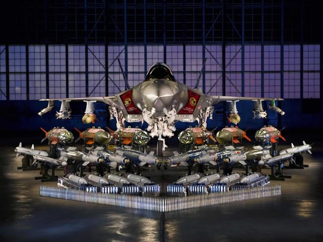 F-16 đã hết thời, còn F-35A thì quá đắt - Không quân Mỹ tính tới phương án 3 - Ảnh 7.