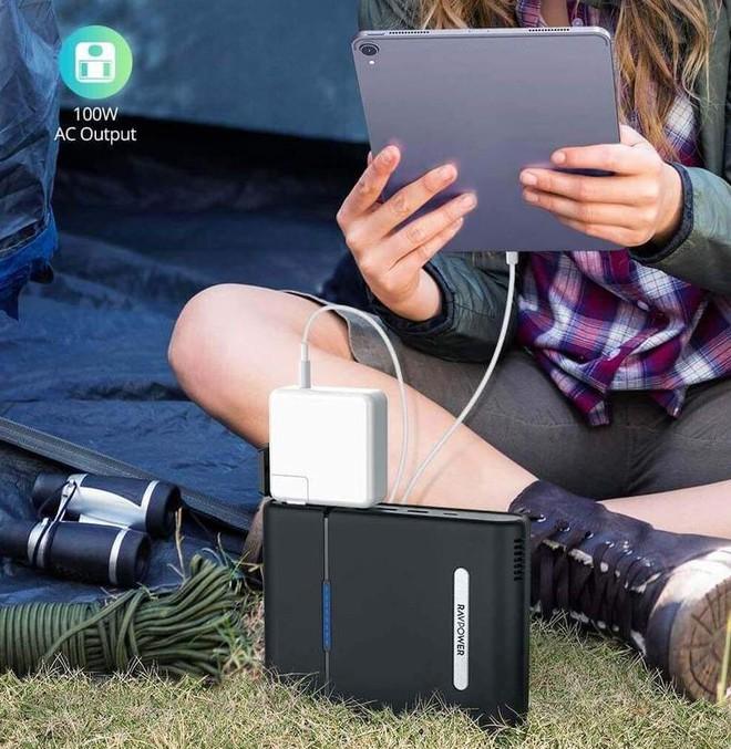 Từ 700k đã mua được pin dự phòng sạc tốt cho cả laptop Ultrabook lại đa cổng, nhiều tính năng hay ho - Ảnh 3.