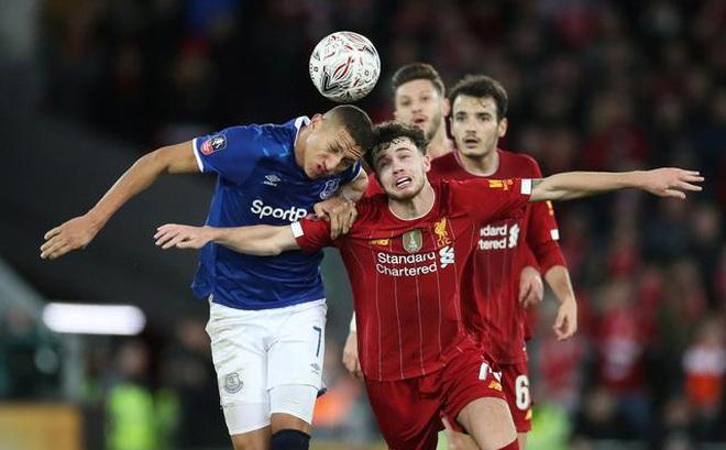 Derby Merseyside giữa Liverpool - Everton: Khi Anfield 'mất thiêng'