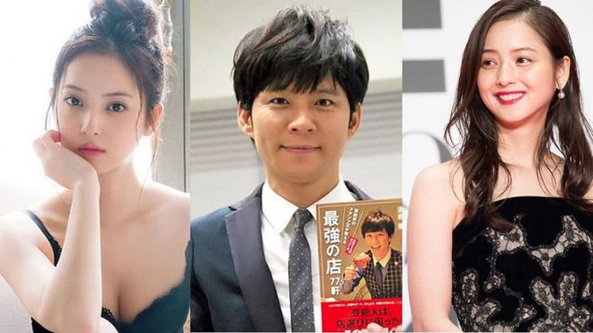 Ngoại tình 182 người, chồng sao Nhật đẹp nhất bị đuổi khỏi showbiz, phải mưu sinh ở chợ cá? - Ảnh 1.