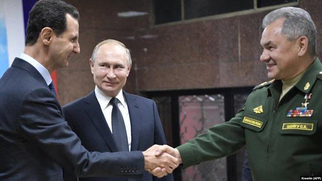Tổng thống Putin đã cho Mỹ - Israel thấy ai mới là ông chủ thực sự ở Syria! - Ảnh 2.