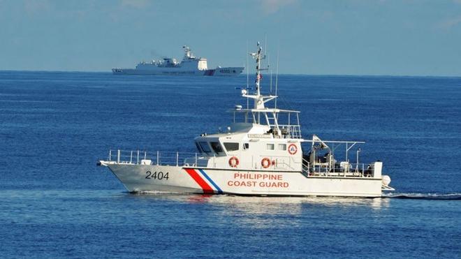 Mỹ tái khẳng định phán quyết Tòa trọng tài về Biển Đông với Philippines - Ảnh 1.